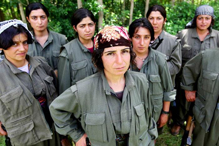 PKK ÖRGÜTÜ DOSYASI : KADIN MİLİTANDAN PKK ÖRGÜTÜ'NÜN VE APO'NUN ...