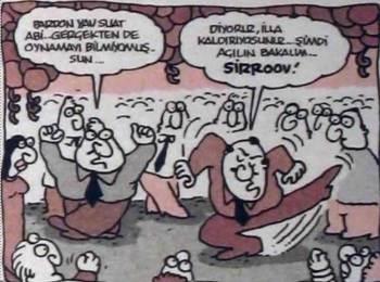Karikatür Kafasi Güzel Bakkal Mehmet Abi Istihbarat